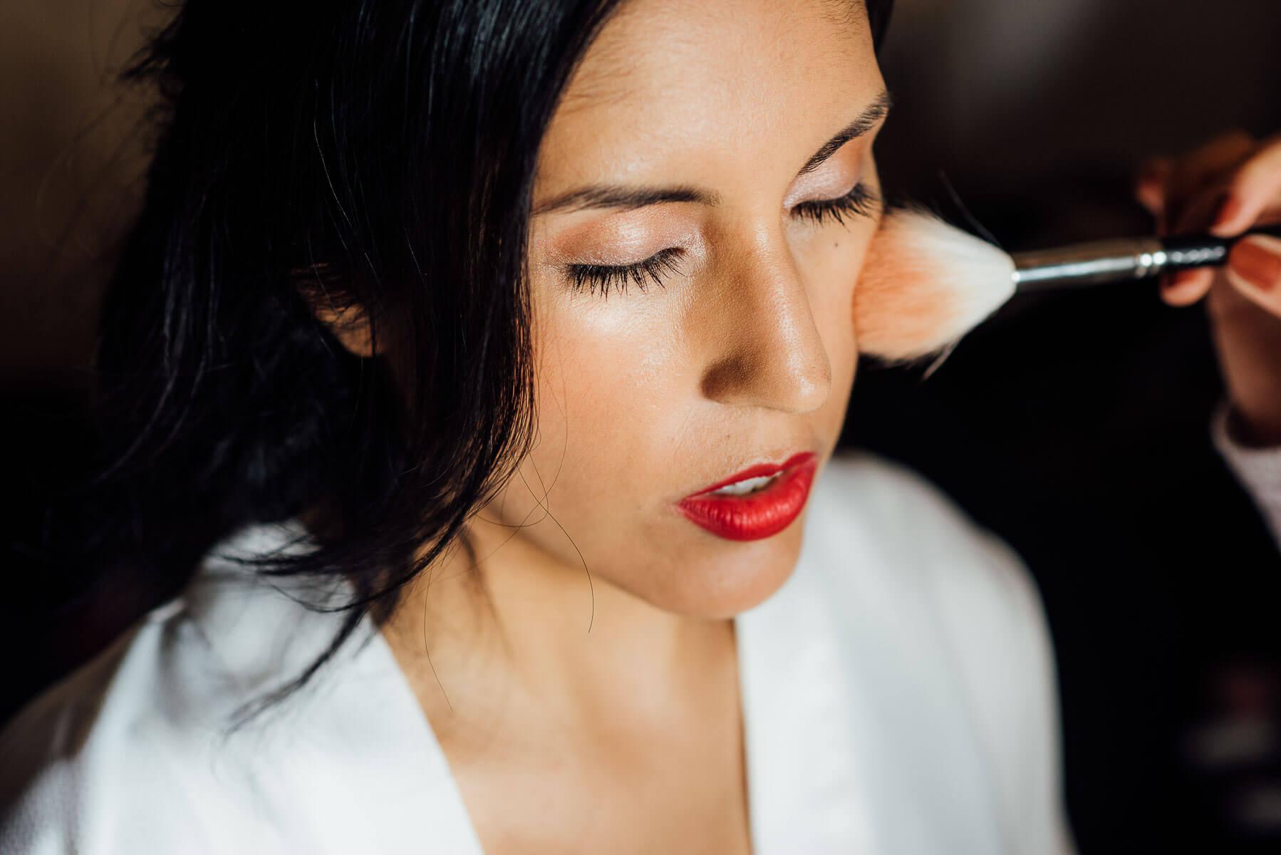 Boda Carla & Sergi maquillaje novia - Manel Tamayo - fotografo de boda