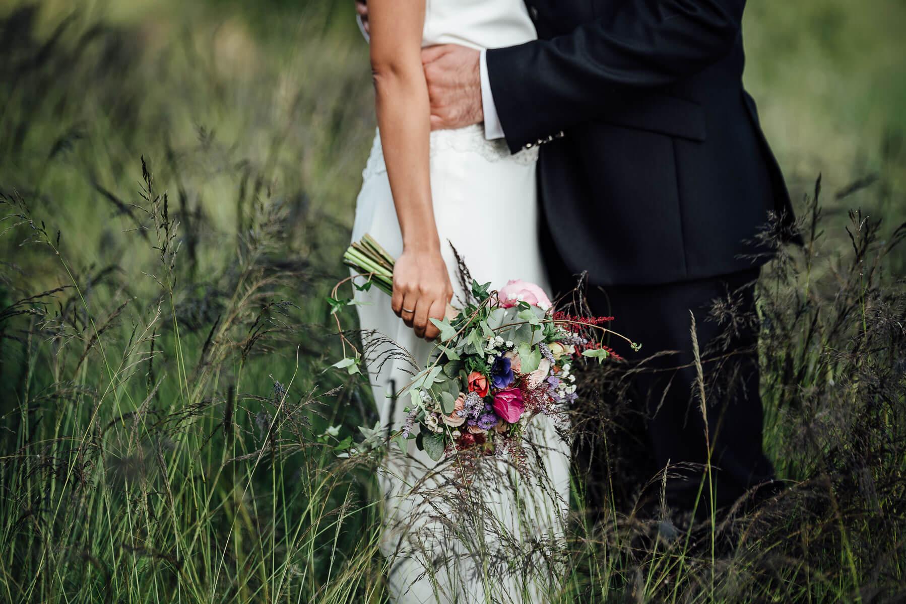 Boda Carla & Sergi ramo novia - Manel Tamayo - fotografo de boda