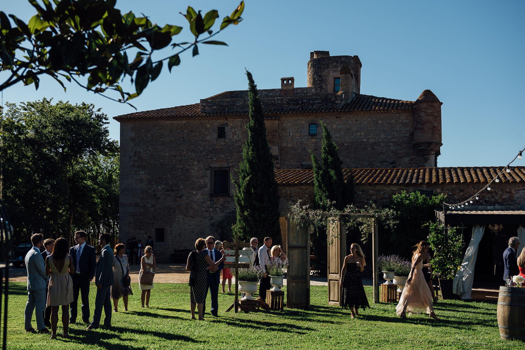 Boda Caroline & Tavish masia - Manel Tamayo Wedding Photographer