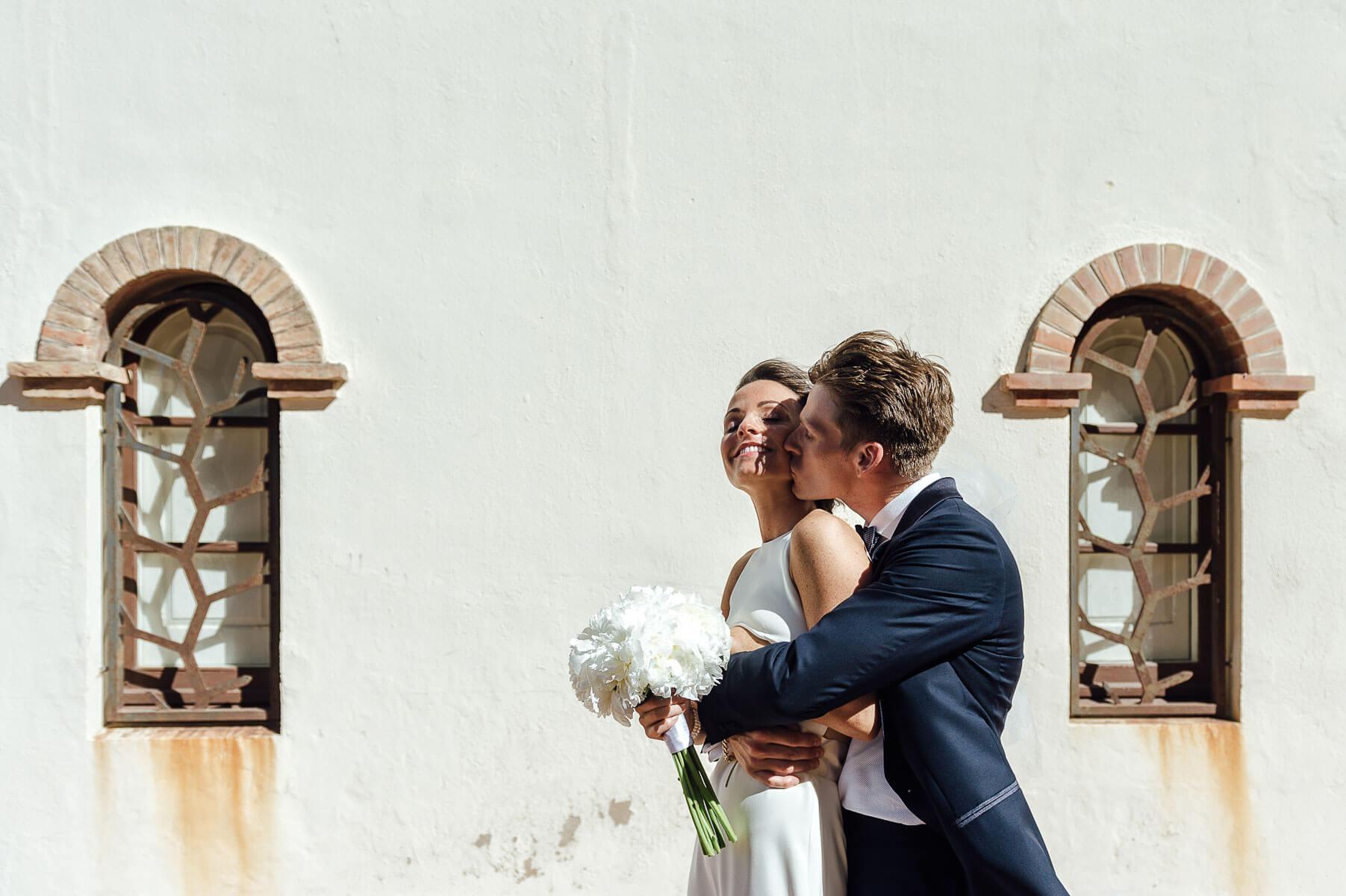 Boda Caroline & Tavish - Coche nupcial - Manel Tamayo Wedding Photographer