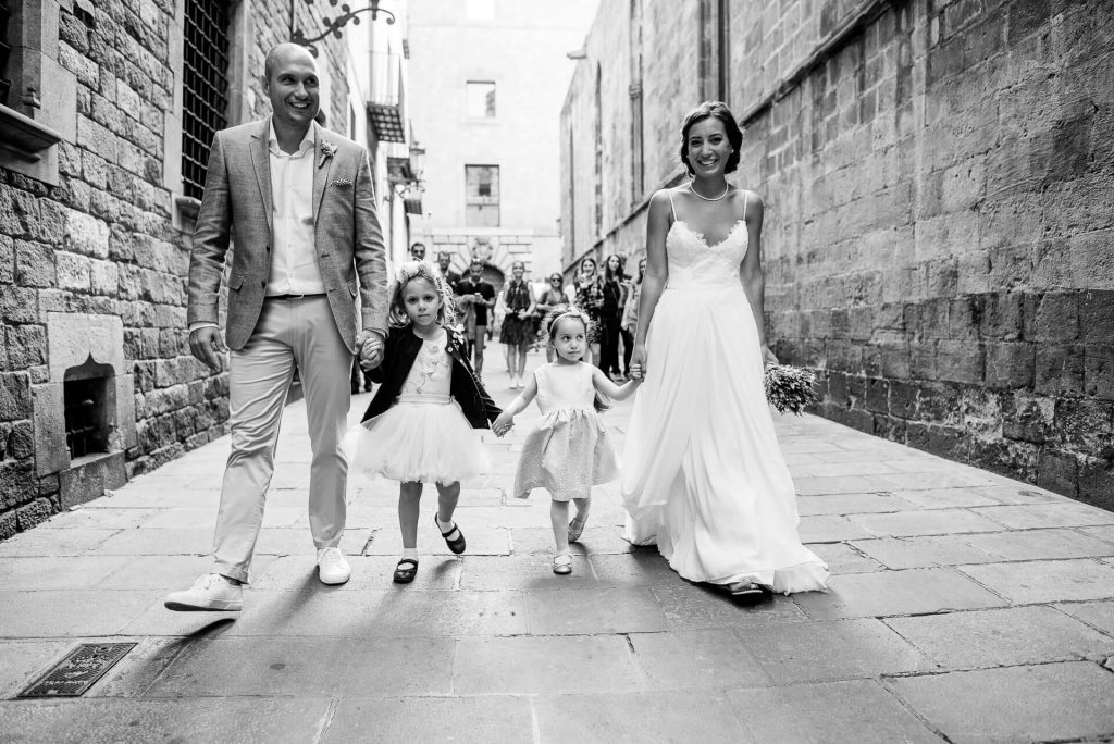 Boda Hyula & Evren novios niños| Manel Tamayo wedding photographer