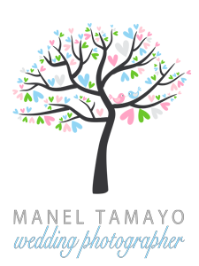 Manel Tamayo wedding photographer logo