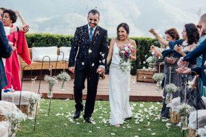 Boda Carla & Sergi foto recien casados - Manel Tamayo - fotografo de boda