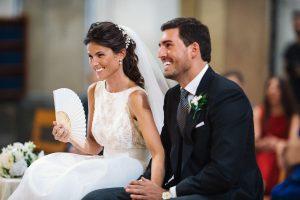 Boda Cris & Juanca novios altar | Manel Tamayo, Wedding photographer