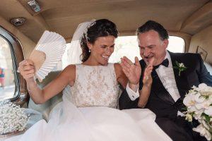 Boda Cris & Juanca novia y padre   Manel Tamayo, Wedding photographer