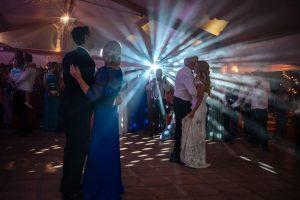 Boda Michelle & Bradley baile | Manel Tamayo wedding photographer
