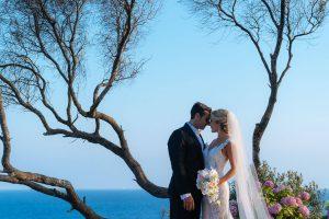 Boda Michelle & Bradley novios exteriores | Manel Tamayo wedding photographer
