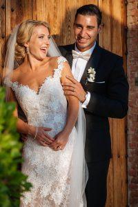 Boda Michelle & Bradley sonrisa | Manel Tamayo wedding photographer