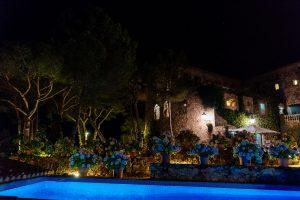Boda Michelle & Bradley piscina | Manel Tamayo wedding photographer