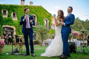 Boda Nuria & David discurso amigo | Manel Tamayo wedding photographer