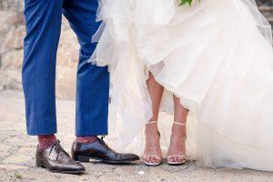 Boda Nuria & David zapatos novios | Manel Tamayo wedding photographer