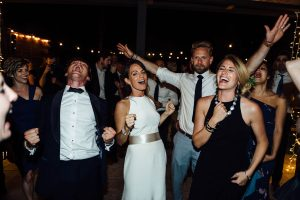 Boda Caroline & Tavish fiesta - Manel Tamayo Wedding Photographer
