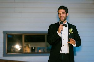 Boda Sarra & Maz discurso novio | Manel Tamayo Wedding Photographer