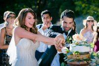 Boda Sarra & Maz tarta nupcial   Manel Tamayo Wedding Photographer